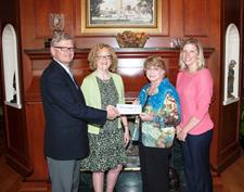 Metropolitan Club gives over $50,000 to local charities in our community.   ArtsWave and Covington Partners benefit.