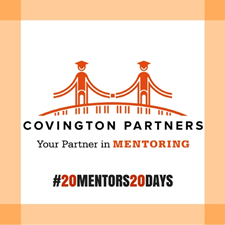 Covington Partners Launches #20Mentors20Days Campaign To Recruit Mentors for Students in Covington Schools