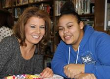 Mentoring: Christy and Taysia