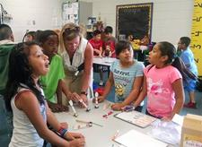Covington Partners Celebrates the Importance of Summer Learning with Summer Success Tour