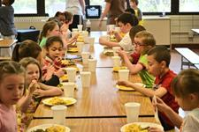 Covington Partners and Kids Café feed more than 200 students daily